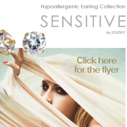 Sensitive by Studex Earring Collection